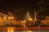 Weihnachtsbeleuchtung Raabs an der Thaya_1