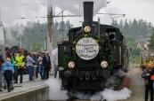Dampfsonderzug von Schwarzenau nach Waldhausen und zurück.