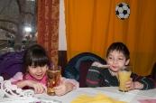 Kindermaskenball im Hotel Thaya