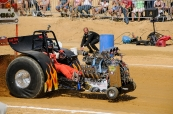 Tractorpulling in Rappolz am 04. September 2016